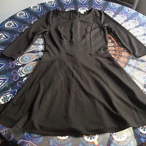 Bar III little black dress size small